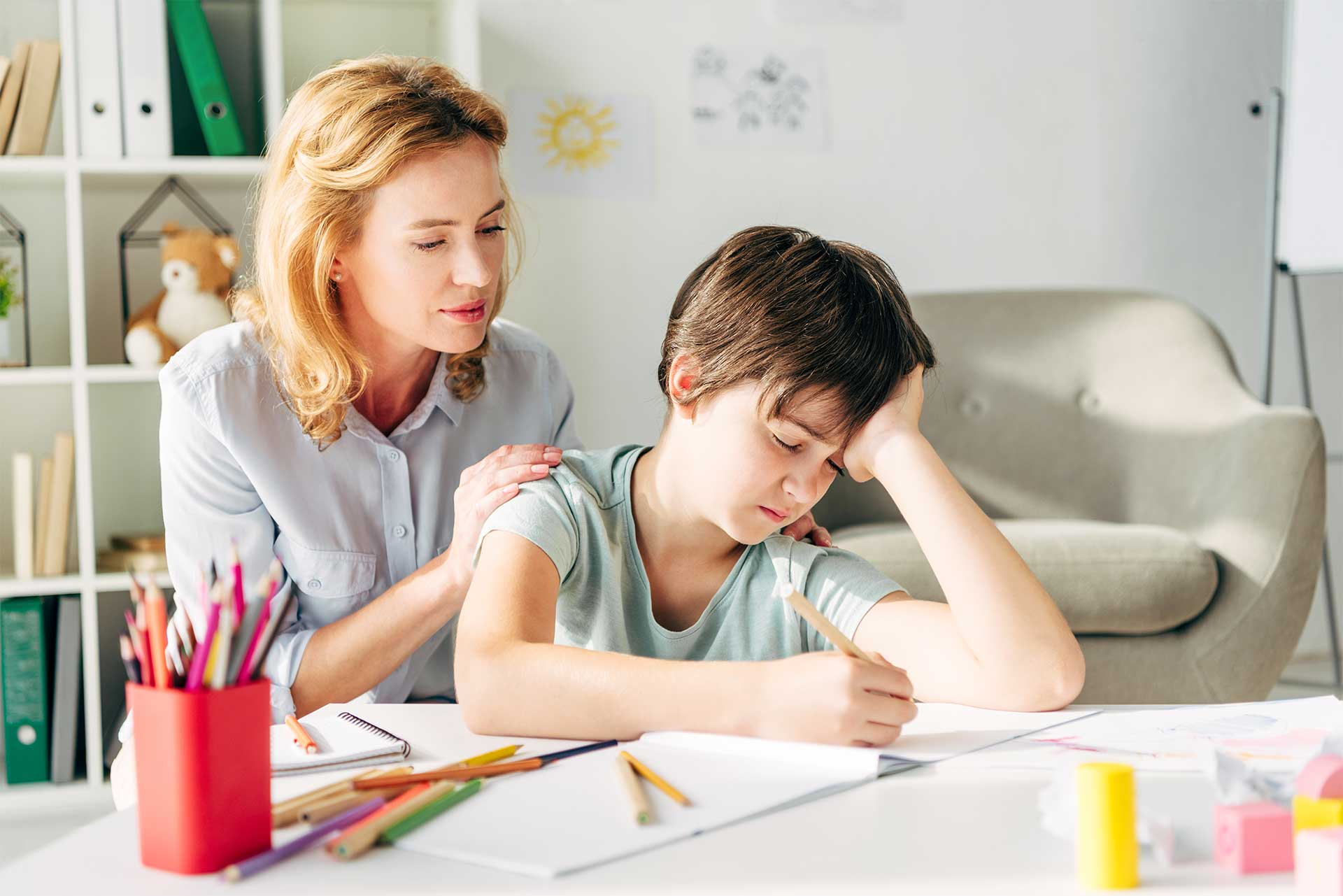 Enfermedades mentales más comunes en niños