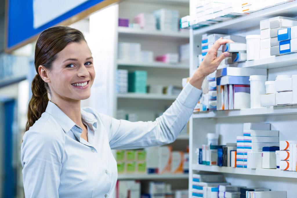 Servicio farmacéutico especializado en salud mental